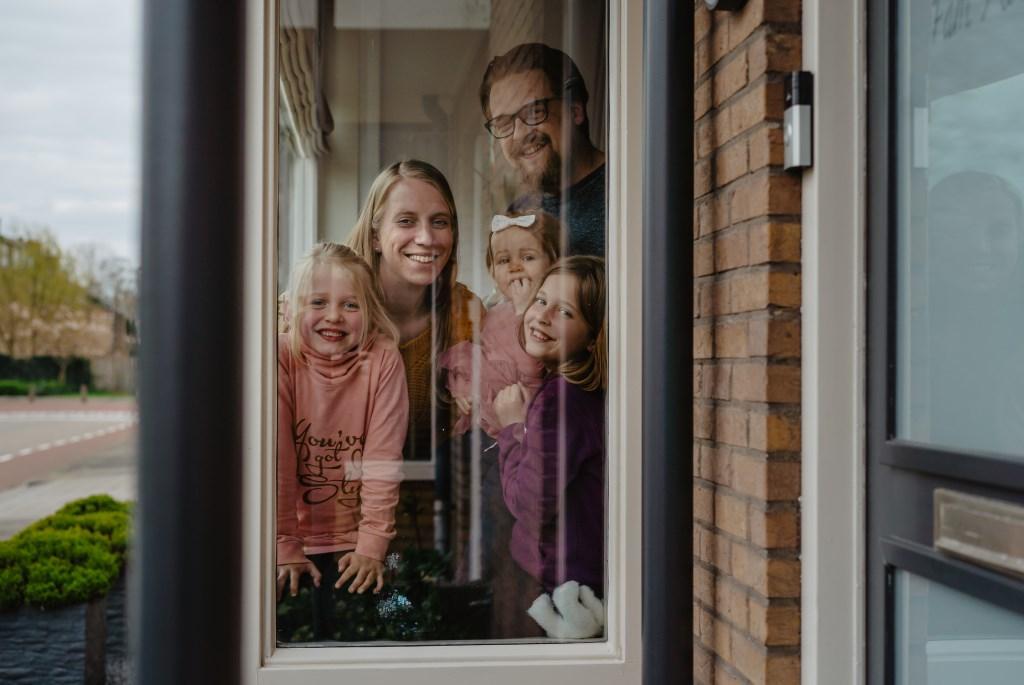 • Familie Mourik. Foto: Jan Verburg © Krimpenerwaard