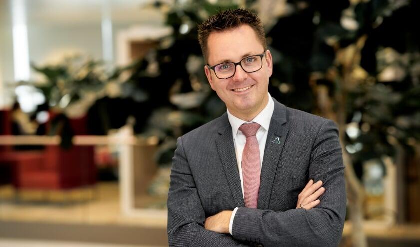 <p>Wethouder Matthijs van Oosten</p>