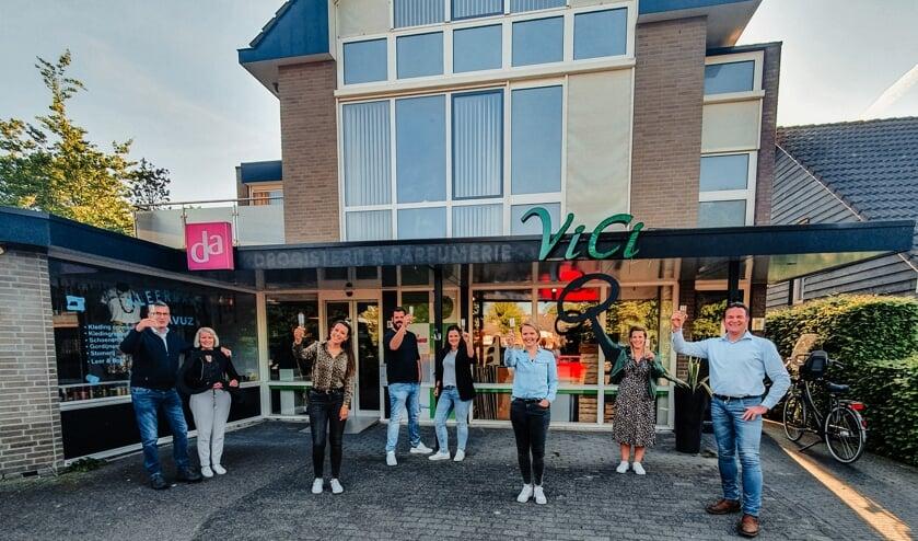 Stichting ONE start aan de Galerij met koffiehuis De Buurvrouw.