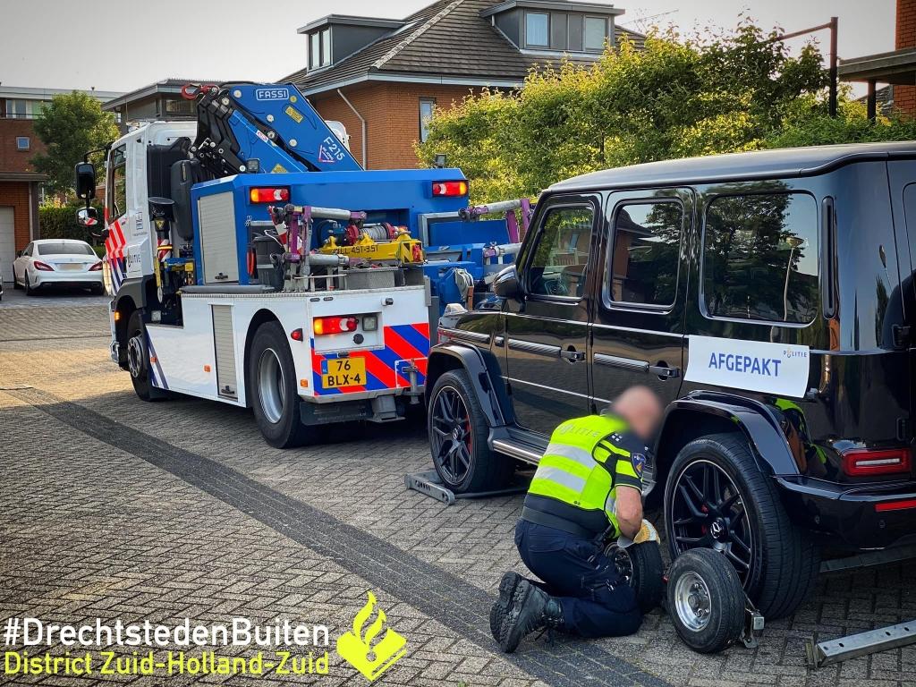 Foto: Politie © Klaroen