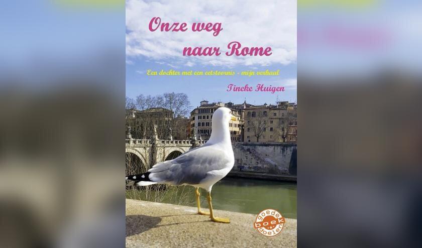 • De cover van het boek van Tineke Huigen.