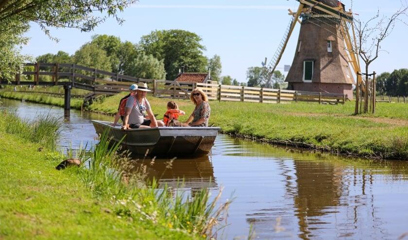 <p>• Avonturenboerderij Molenwaard, Pinksterweekend 2020.</p>