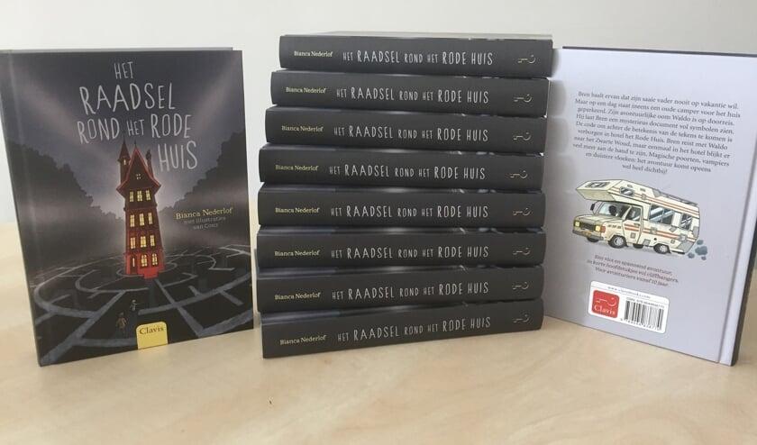 • De boeken 'Het raadsel rond het Rode Huis'