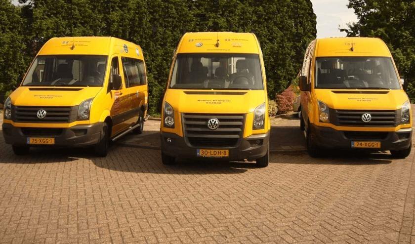• De drie bussen van Stichting Belbus Krimpen gaan vanaf 2 juni weer rijden.