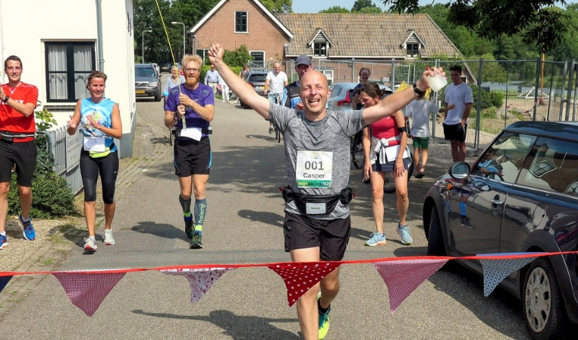 Na ruim 42 km finish in Deil