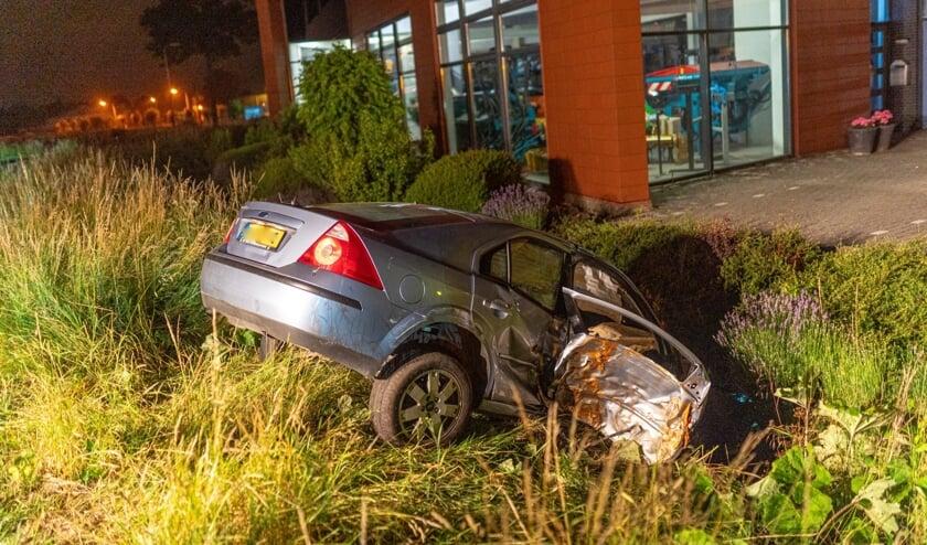 • Ernstig eenzijdig ongeval op de Melkweg in Bleskensgraaf.