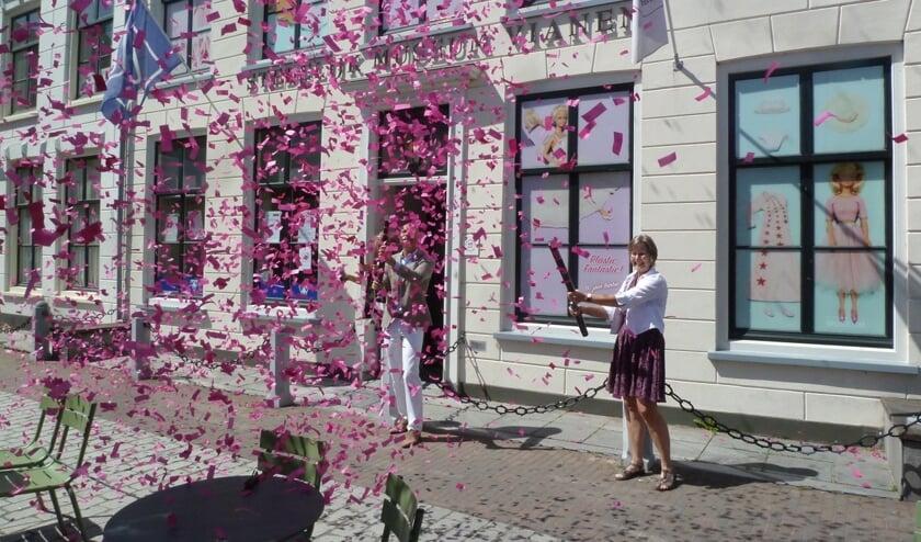 <p>&bull; Het Stedelijk Museum Vianen tijdens de heropening vorig jaar.</p>