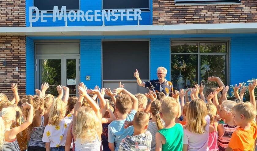 Wim Marinissen: 'Een gebouw zonder kinderen is geen school.'