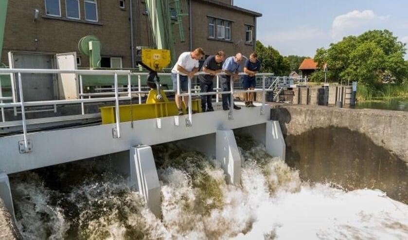 • Het Koffgemaal in Hardinxveld-Giessendam.