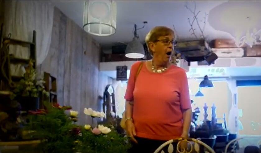 • Een schermafbeelding van de promotievideo van Alblasserdam Verrast.