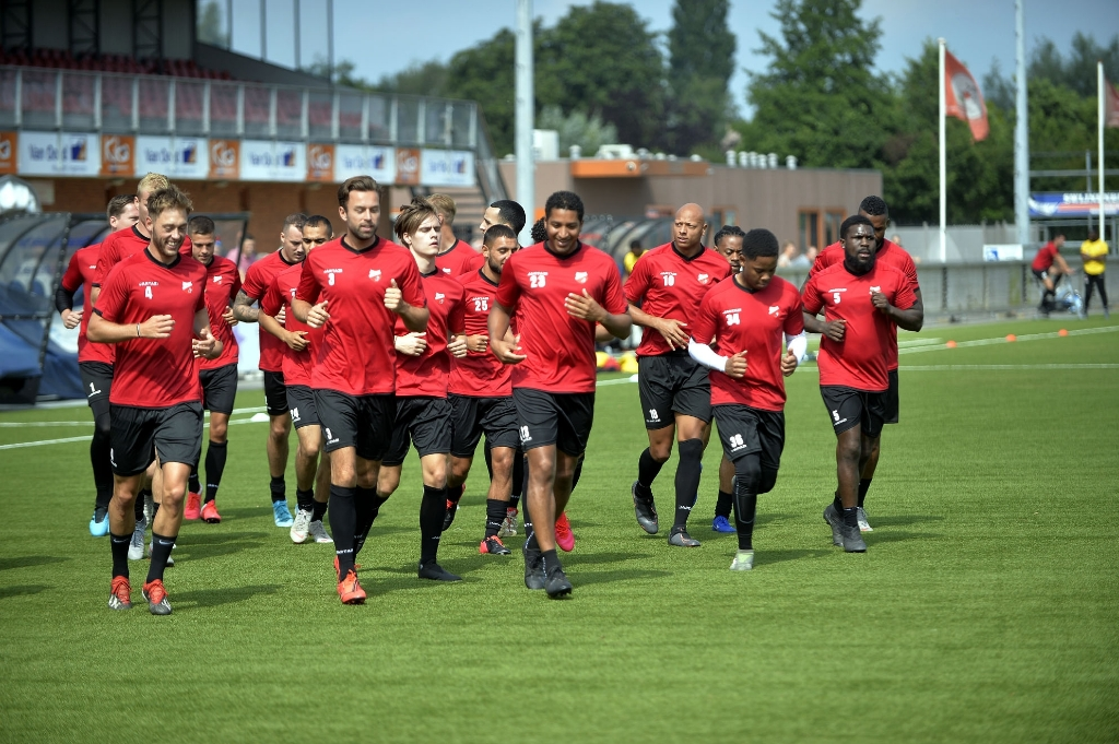 • Eerste training Kozakken Boys seizoen 2020-2021. Foto: Teus Admiraal © Heusden en Altena