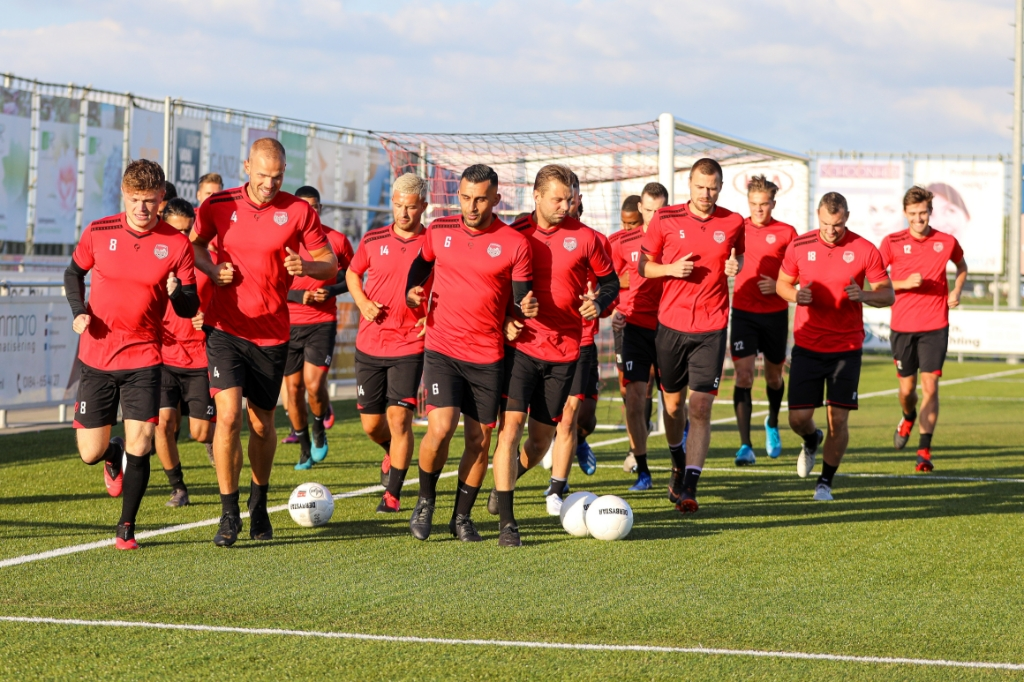 • Eerste training SteDoCo seizoen 2020-2021. Foto: Rick den Besten  © regiosport