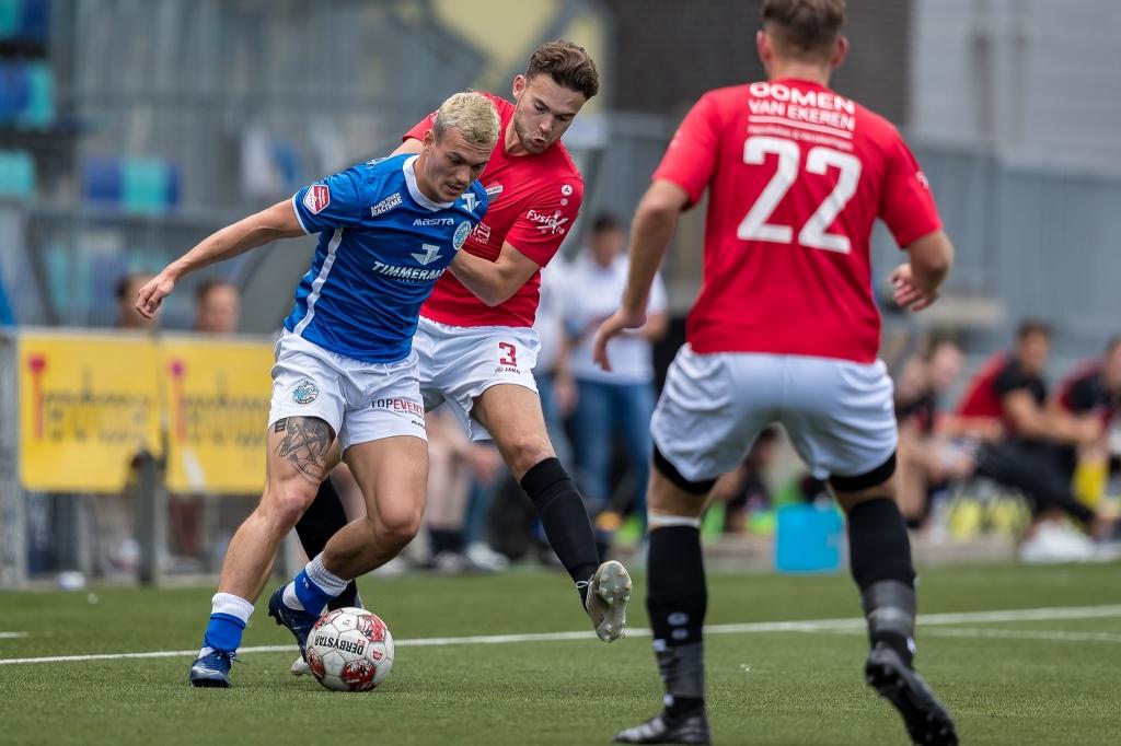 • FC Den Bosch - Nivo Sparta (9-0). Foto: Marco Oomen © regiosport
