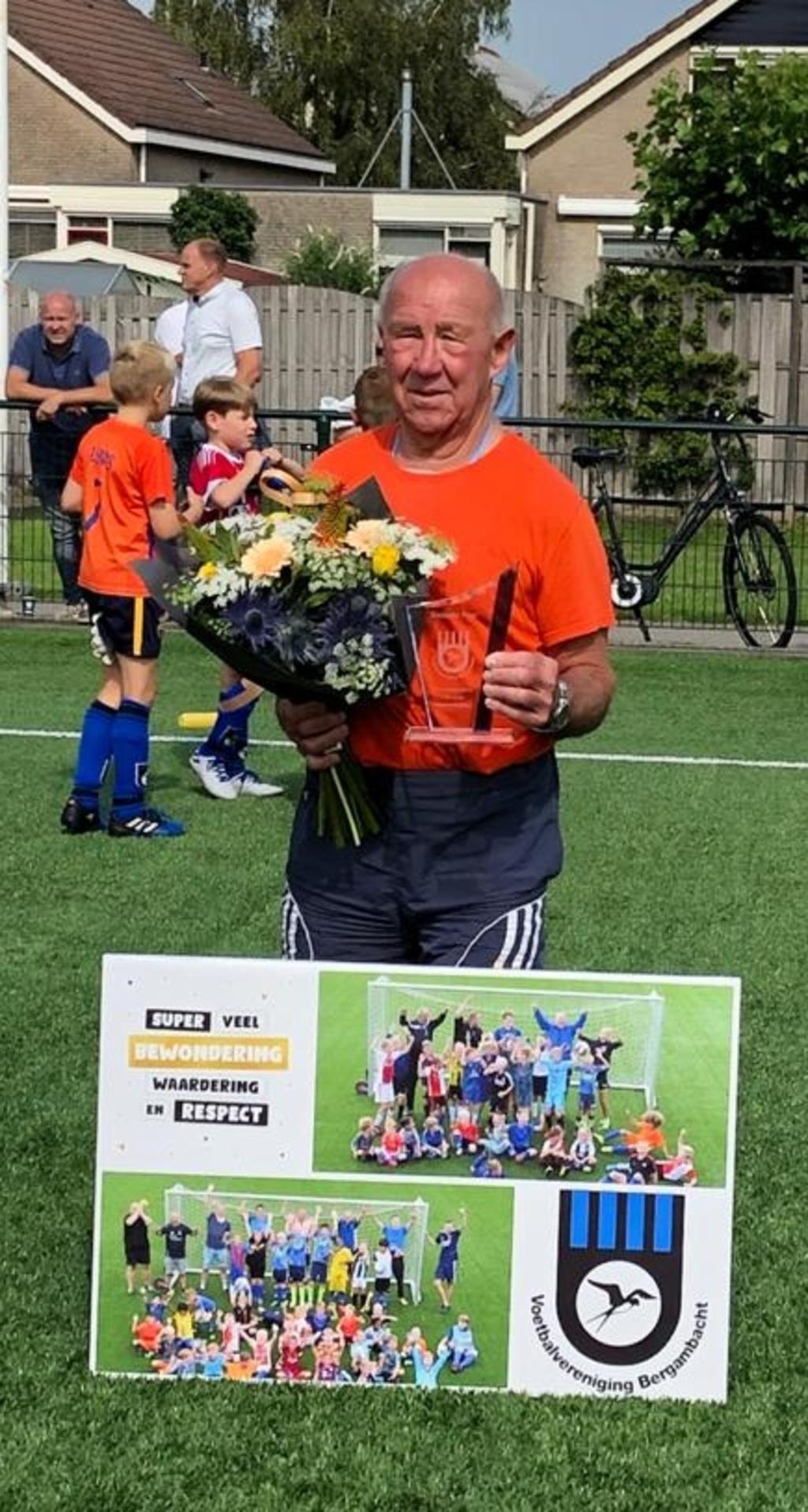 • Piet Hogendoorn. Foto: Birgit Smits-van Wijngaarden © regiosport