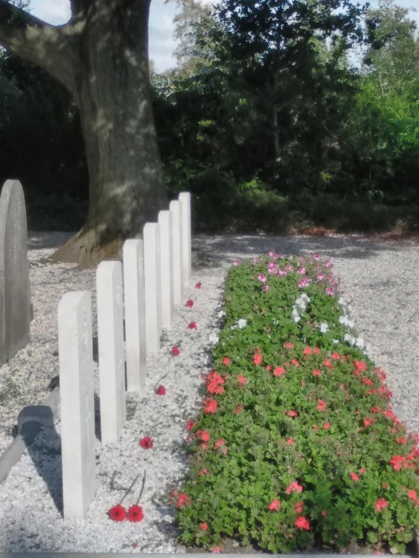 • Op 21 juli 2020 is door de werkgroep Lancaster Popeye, onderdeel van Stichting Dorpsbehoud Papendrecht,  met een bloemenhulde de crash van 21 juli 1944 herdacht.  Foto: Aangeleverd © Klaroen