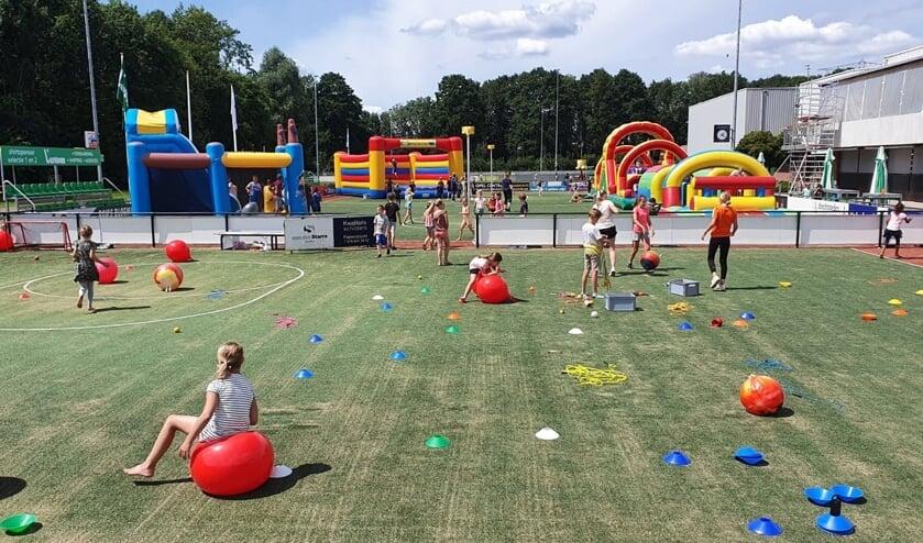 • Ruim 150 kinderen namen deel aan de activiteiten bij PKC.