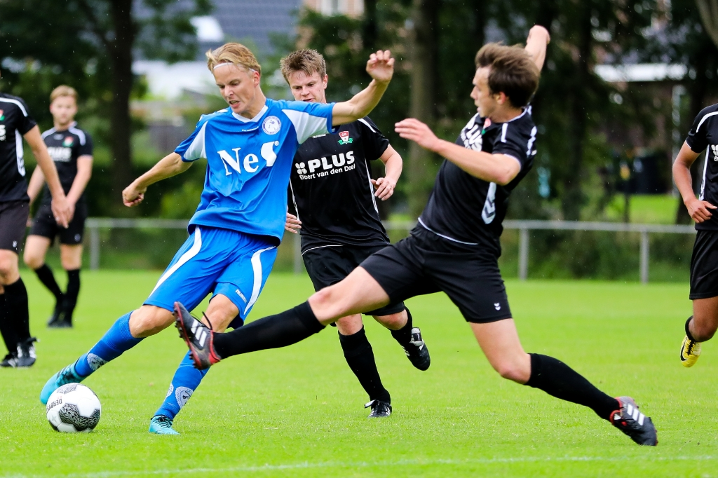• Schelluinen - GJS (0-4). Foto: Rick den Besten © regiosport