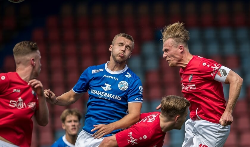 • FC Den Bosch - Nivo Sparta (9-0).
