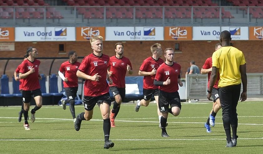 • Eerste training Kozakken Boys seizoen 2020-2021