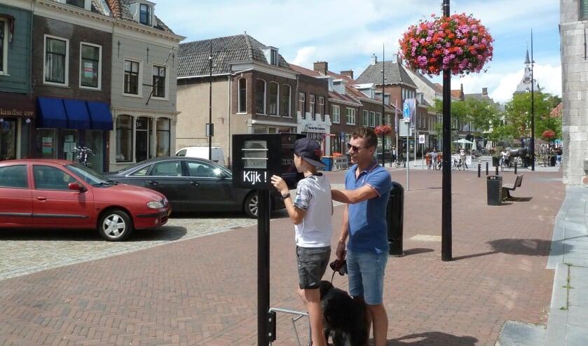 • 3D-kijkkast bij Stadhuis Vianen