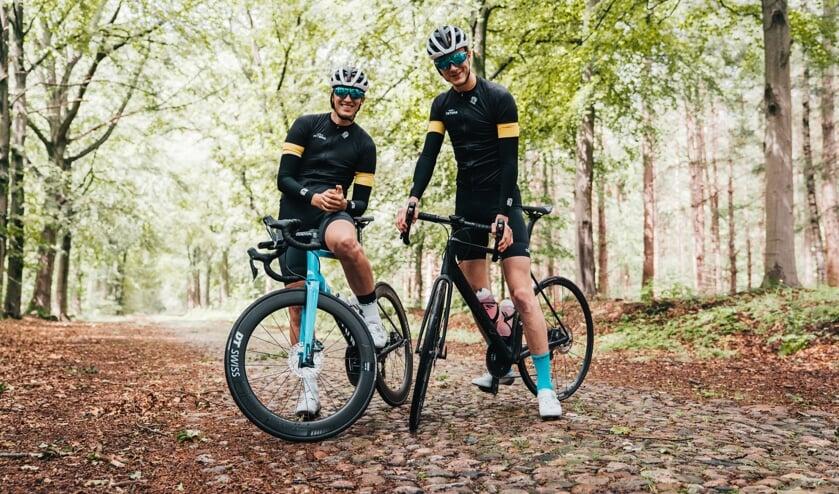 • Bas Tietema (l) en Devin van der Wiel.