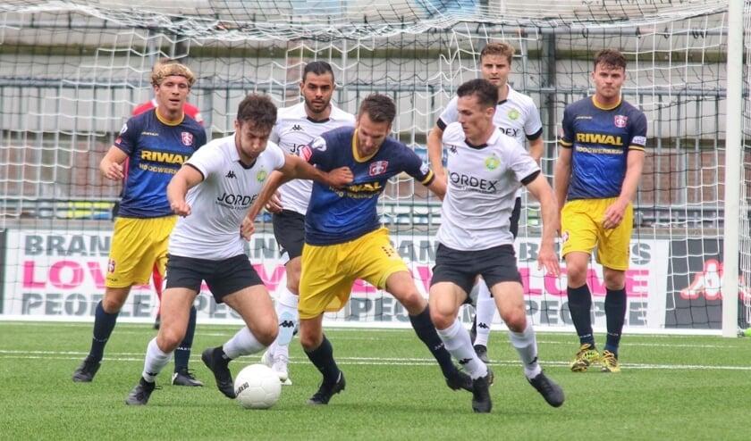 <p>ASWH - FC Dordrecht.</p>