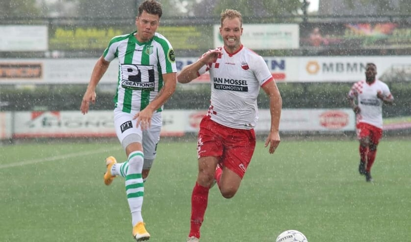 • Achilles Veen - Kozakken Boys (1-1).