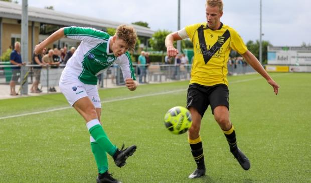 • VVAC - SV Meerkerk (1-5). Foto: Rick den Besten © regiosport