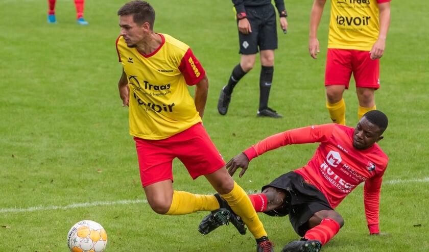 • De Zwerver - Arnemuiden (2-1).