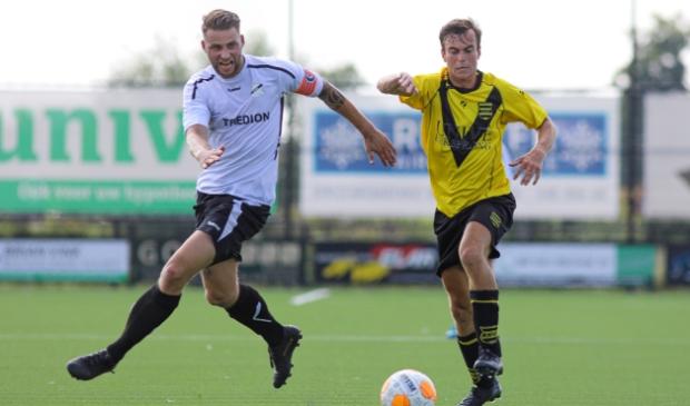 • SV Meerkerk - Vuren (2-0). Foto: Rick den Besten  © regiosport