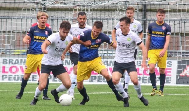 • ASWH - FC Dordrecht (1-0). Foto: Gerald van Zanten © regiosport