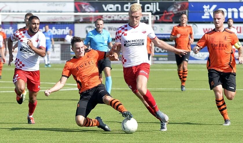 • Kozakken Boys - Sparta Nijkerk (3-5).