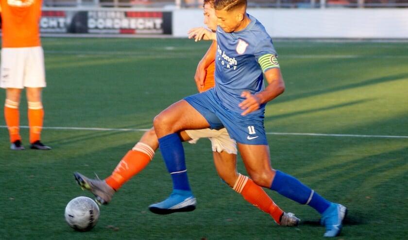 • Oranje Wit - SVW (1-1).