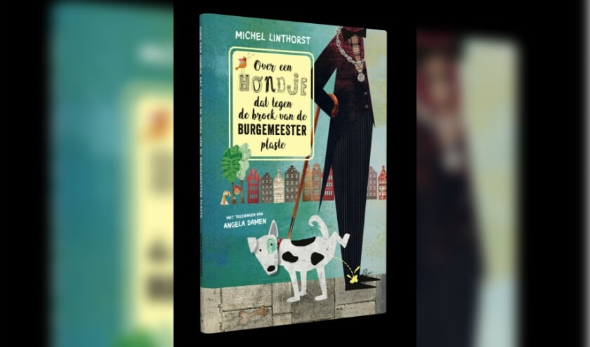 • De cover van 'Over een hondje'.