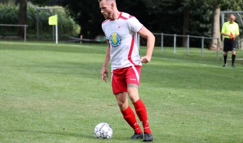 • Ferry Meijdam sierde zijn rentree op met drie doelpunten.