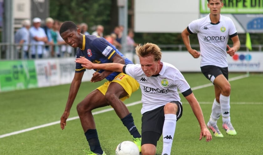 • ASWH - FC Dordrecht (1-0).