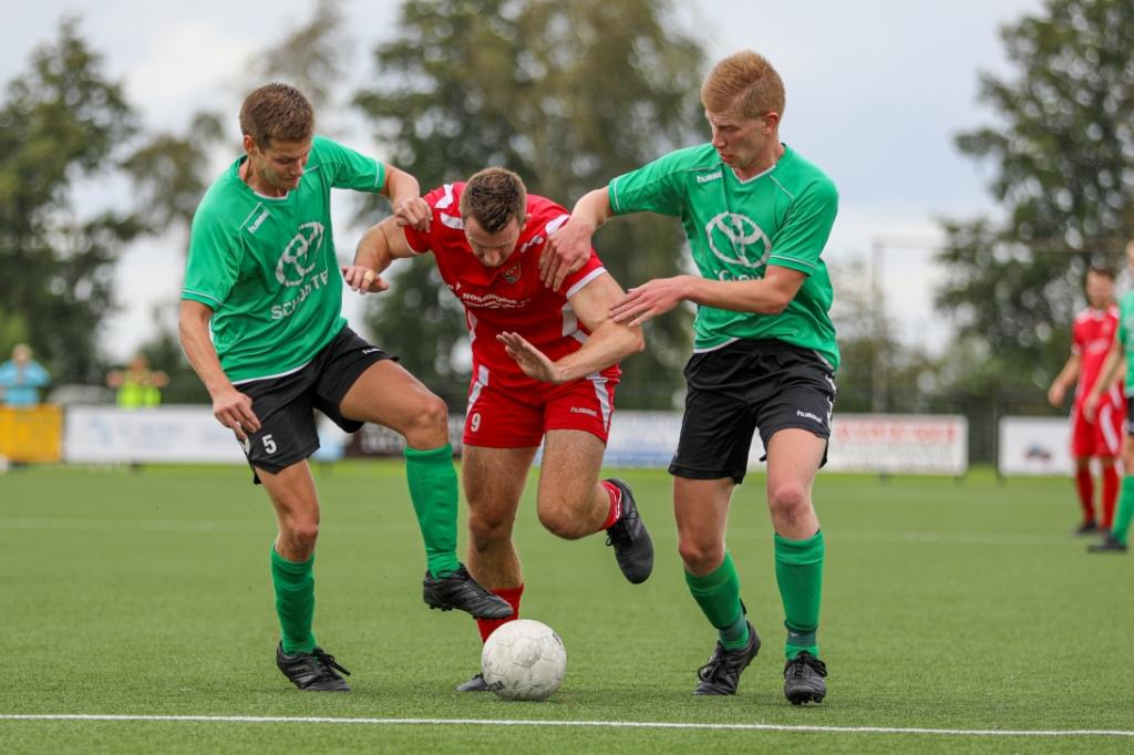 • SV Noordeloos - Peursum (0-4). Foto: Rick den Besten  © regiosport