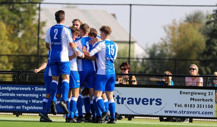 • SV Meerkerk - VVAC (3-3).