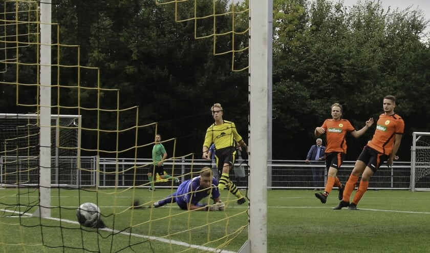 • Groot-Ammers - Sparta'30 (1-6).