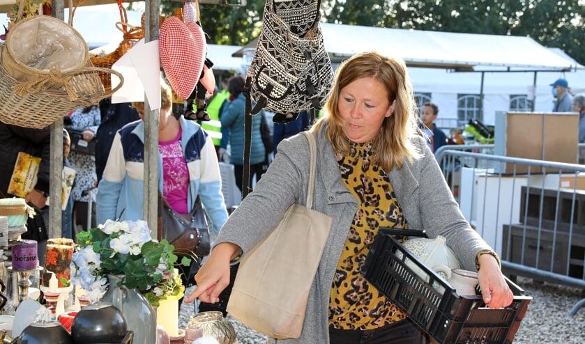 <p>• Rommelmarkt in Goudriaan.</p>