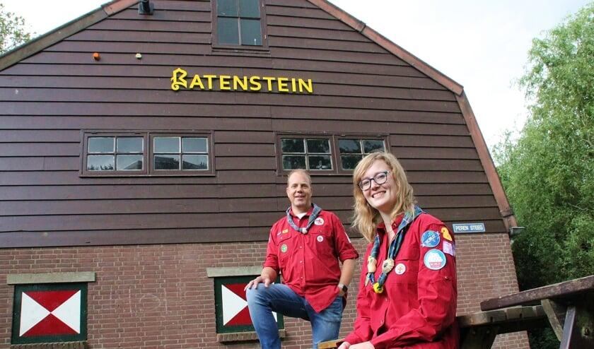 <p>• Winanda Kroek en Radboud van den Bovenkamp.</p>