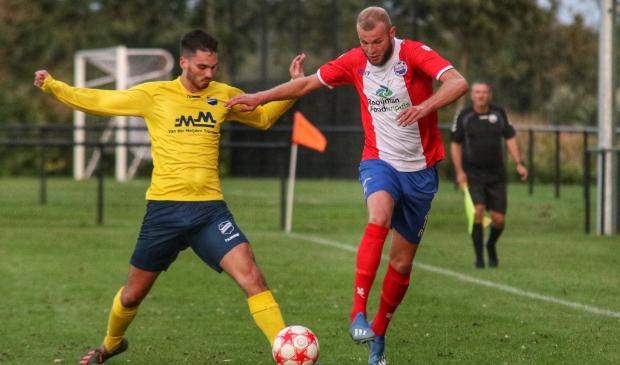 • Roda Boys - Almkerk: 0-4.