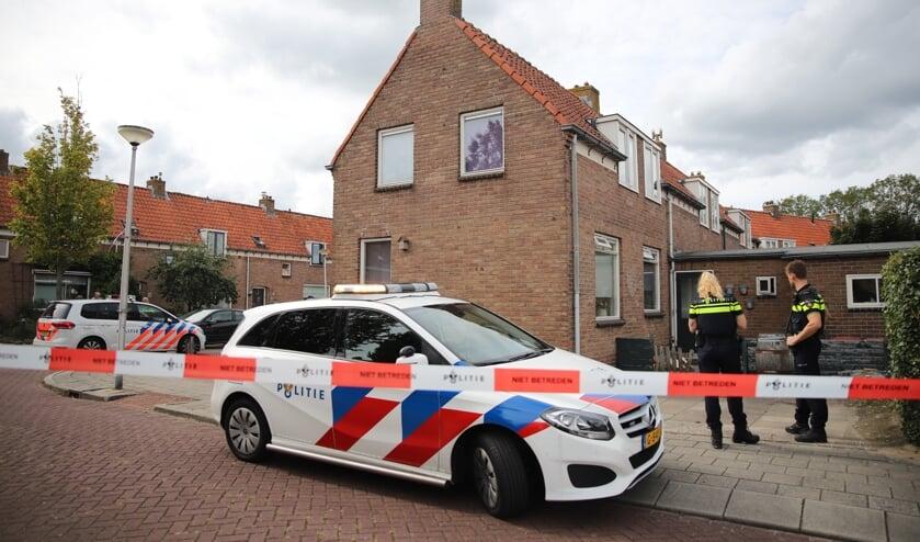 • Hulpdiensten, waaronder de politie, rukten massaal uit.