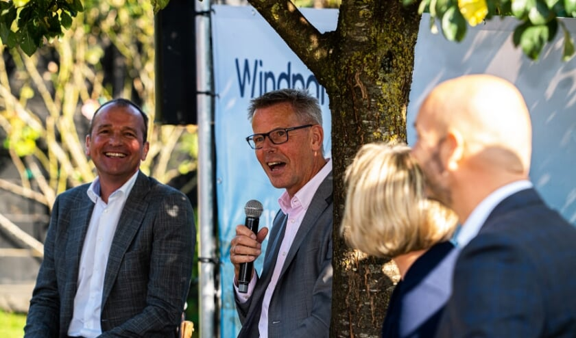 Officiële opening Windpark Deil
