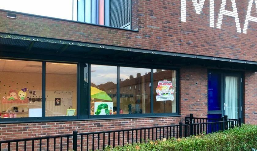 Het kinderdagcentrum Maasplein in Alblasserdam bestaat 10 jaar.