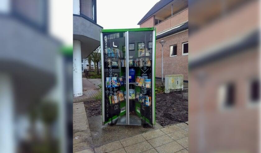 <p>&bull; De Bibliocel is klaar voor bezoekers.</p>