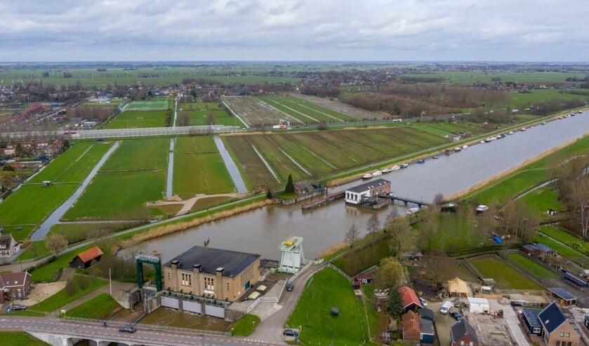 <p>• Het Kolff gemaal in Hardinxveld-Giessendam.</p>