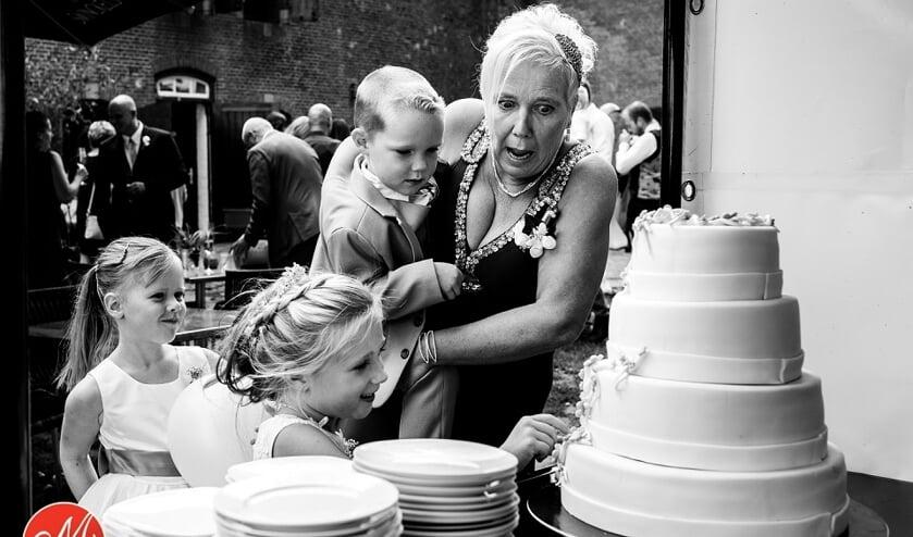 <p>Op de awardwinnende foto&rsquo;s van Gaby schitteren vaak kinderen.</p>