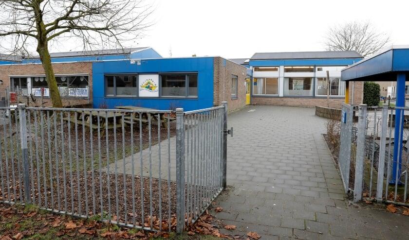 <p>&bull; OBS De Ammers is een van de scholen die gaat verhuizen.</p>