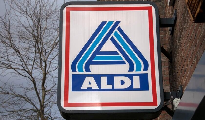 • De supermarkt van Aldi verdwijnt mogelijk uit het Staatsliedenkwartier in Woerden.
